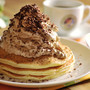 Kona Coffee Cream Pancake