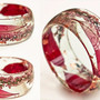 Red Robin bangle