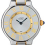 21 Must De Cartier Ladies Wristwatch Model: W10073R6