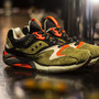 "UBIQ x Saucony Grid 9000 ""Dirty Martini"""