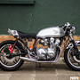 CB750F café racer by Anthonie
