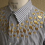 STUDS EMBROIDERED SHIRTS