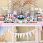 Sweet &amp; Lovely Flower Garden Birthday Party