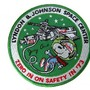 Snoopy Patch for JOHNSON SPACE CENTER '73