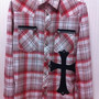 Chrome Hearts Vintage Western Shirt