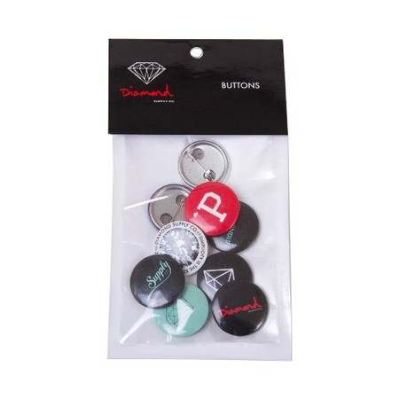 Diamond Button Pack
