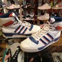 "「<deadstock>1980s adidas EWING STAR knicks""made in CZECHOSLOVAKIA"" size:GB6/h(25cm) 5800yen」完売"