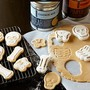 Halloween Skeleton Cookie Cutters