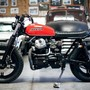 HCG project #20:HONDA CX500