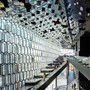 Harpa Concert Hall, Reykjavik, Iceland