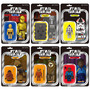 STAR WARS KUBRICK SERIES 3 SET OF 6pcs. COLLECTORS EDITION