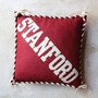 "40's ""STANFORD UNIV"" MASCOT CUSHION"
