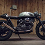 CX500 custom motorcycle