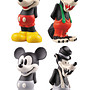 VCD MICKEY MOUSE & BIG BAD WOLF SET