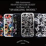 "20th Anniversary FRANCK MULLER JACKET-for iPhone 4/4S-""SPARKLING MODEL"""