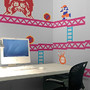 The Nintendo Donkey Kong Re-Stik Wall Decal