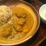 Curry shop Lueのカレー
