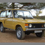 Classic 2 Door Range Rover
