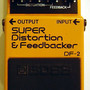 DF-2 Super Distortion & Feedbacker