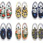 KENZO × VANS AUTHENTIC & SLIP-ON 2013 SPRING