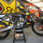 SX 450F Team Rockstar Energy Racing KTM