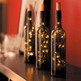 wine bottle illumination