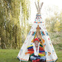 Indian Teepee
