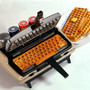 Keyboard Waffle Iron