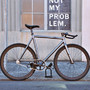 Leader Bike x PEDAL Consumption   The Kagero Fixed Gear Frameset