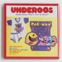 Pac-Man Underoos Fridge Magnet
