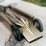 1929 Golden Arrow Photograph  - 1929 Golden Arrow Fine Art Print