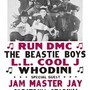 Run DMC, The Beastie Boys, LL Cool J,and Whodini- Philadelphia's First All Rap Spectacular Music MasterPoster Print, 11x17