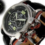 T0177 Vertical pushers chronograph
