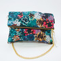 "Clutch Bag ""Eternal Plant"""