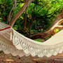 Off White Almanza Hammock Royale WeddingHammock
