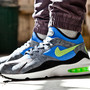 Air Max 93 Flash Lime/Game Royal