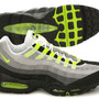 Air Max 95 Yellow/Grey