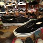 "「<deadstock>80's vans ERA SUEDE black""made in USA"" size:US7/h(25.5cm) 13800yen」完売"