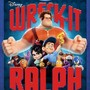 Wreck-It Ralph(Sugar Rush) (Two-Disc Blu-ray/DVD Combo)