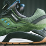 Saucony Grid 9000 – Green – Black – Gum