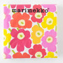 MINI-UNIKKOミニウニッコ/ペーパーナプキン paper napkins yellow/pink/orange/red