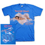Katy Perry Heart-Shaped Cloud 2011 Tour T-Shirt