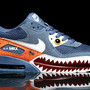 AIR MAX 90 PIRANHA (CUSTOM)
