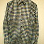 L/S WORK CHECK SHIRT LARGE GINGHAM