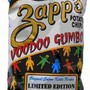 Voodoo Gumbo potato chips limited edition
