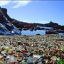 Glass Beach at Fort Bragg