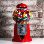 "Gumball Machine 15"" Red"