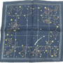 constellation pocket square