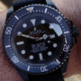 Pro Hunter Military Single Red DeepSea Rolex Watch Available On James List   rolex