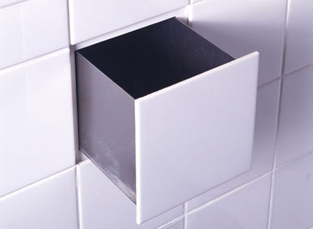 3D Function Tiles for the bathroom